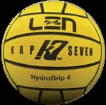 Waterpolo bal Turbo Kap 7 Len Women Hydrogrip 4