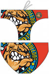 Turbo waterpolozwembroek Bulldog Force FR70 | D2 | XS