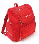 Swim bag TITAN red