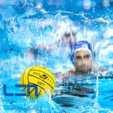 *Voordeelbundel* (5+prijs) Waterpolo bal Turbo Kap 7 Len Women Hydrogrip 4_