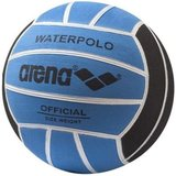 Arena Waterpolobal heren size 5 blue/black