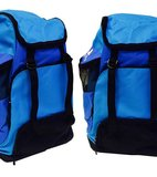 Turbo Waterpolo Luxe Rugzak Draco Blue 30L_