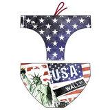 Turbo Waterpolobroek USA WOOD FR90|D6|XL