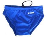 opruiming showmodel Waterpolo broek FR90-D6-XL Epsan blauw+gratis waterpolobal_