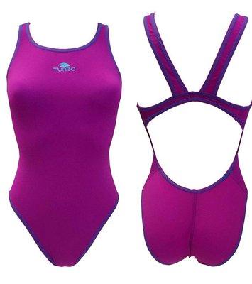 *Special Made* Turbo Sportbadpak Swim Comfort paars(levertijd 6 tot 8 weken)