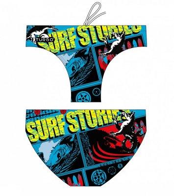 *Special Made* Turbo Waterpolo broek Surf Stories (levertijd 6 tot 8 weken)