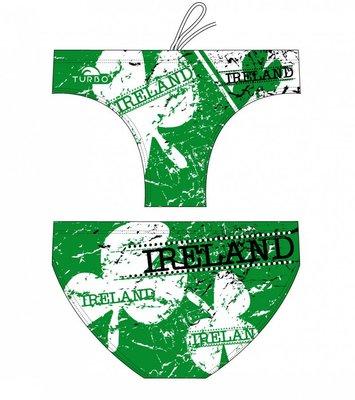 *Special Made* Turbo Waterpolo broek Ireland (levertijd 6 tot 8 weken)