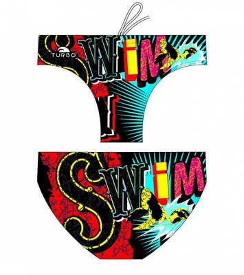 *Special Made* Turbo Waterpolo broek The Swim (levertijd 6 tot 8 weken)