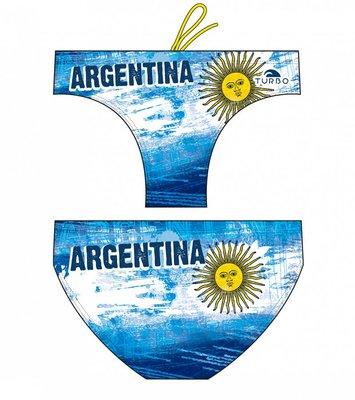 *Special Made* Turbo Waterpolo broek ARGENTINA (levertijd 6 tot 8 weken)