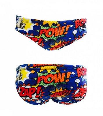 *Special Made* Turbo Waterpolo broek BOOM!! (levertijd 6 tot 8 weken)