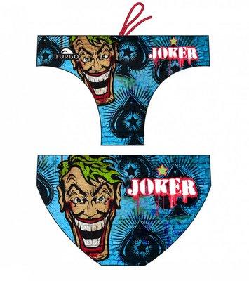 *Special Made* Turbo Waterpolo broek JOKER WALL Junior  (levertijd 6 tot 8 weken)