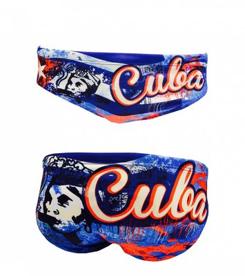 *Special Made* Turbo Waterpolo broek CUBA (levertijd 6 tot 8 weken)