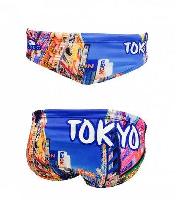 *Special Made* Turbo Waterpolo broek TOKYO (levertijd 6 tot 8 weken)