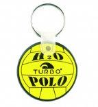 Turbo sleutelhanger Waterpolo bal