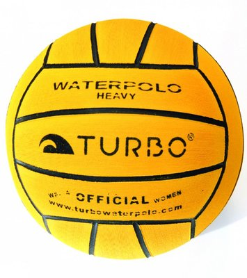 Turbo Water polo ball Pelota Medicinal 1.000 Gr