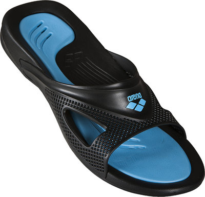 *Outlet* Arena Hydrofit Man Hook black/turquoise 40