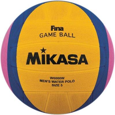 Mikasa waterpolobal heren FINA W6000W size 5