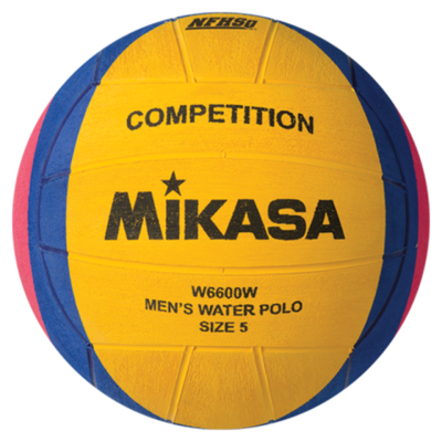 *Populair* Mikasa waterpolobal heren Competition W6600W size 5