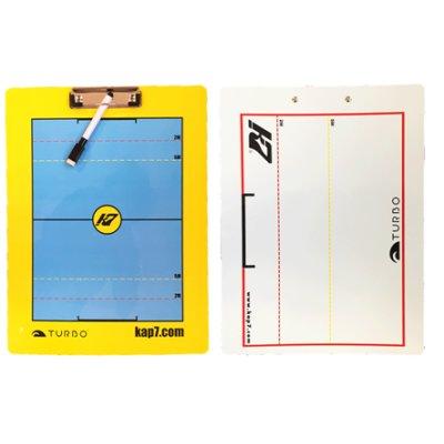 *nieuw* Turbo Kap7 tactic board 28x37cm
