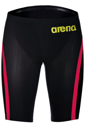 Arena M Pwsk Carbon Flex Vx Jammer dark-grey/fluo-red 75