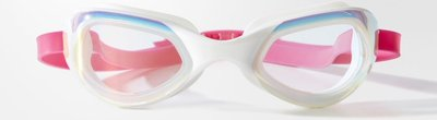 *showmodel* Adidas zwembril Persistar Comfort spiegelende Size M op=op