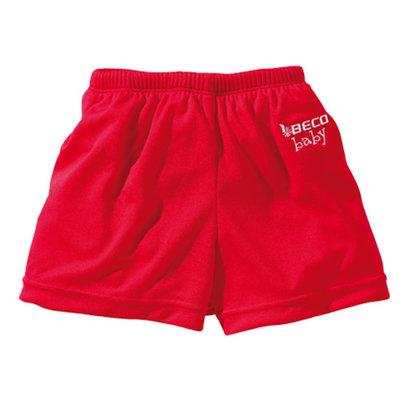 BECO Baby zwemluier, short-vorm, rood, maat XL