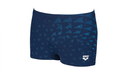 Arena M Arena One Tunnel Vision Short navy-turquoise 80