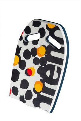Arena Printed Kickboard polka-dots