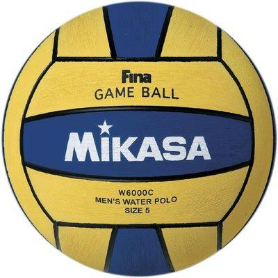 Waterpolobal heren Mikasa W6000C Size 5