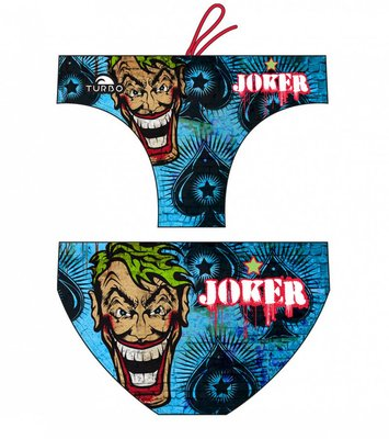 *Outlet* Turbo waterpolo broek Joker Wall: kindermaat 116
