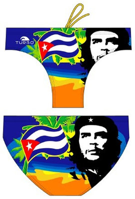 *outlet* Turbo waterpolo broek Che Cuba FR90 | D6 | XL