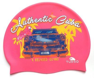 *showmodel* Turbo silicone badmuts Cuba Island op=op