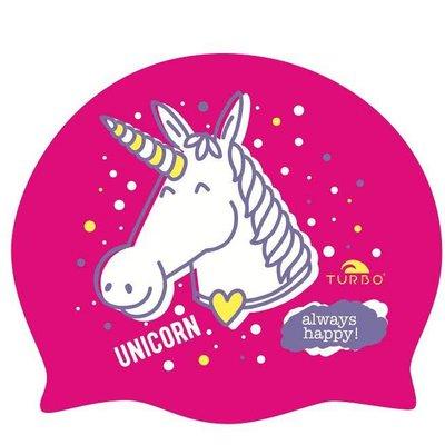 *showmodel* Turbo silicone badmuts Happy Unicorn op=op
