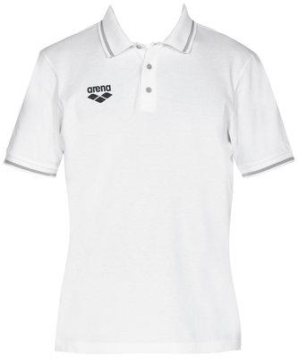 Arena Tl S/S Polo white XXL