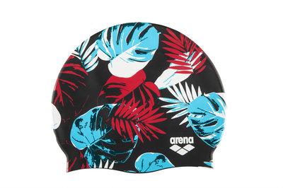 Arena Print 2 tropical-black