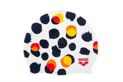 Arena Print 2 polka-dot-white