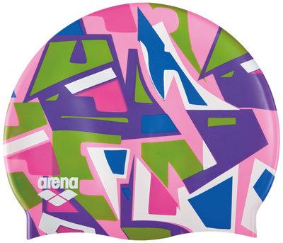 Arena Print Jr jumble-pink