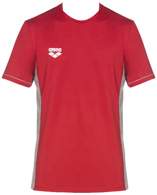 Arena Tl Tech S/S Tee red XL