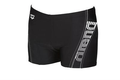 Arena M Byor Evo Short black-black-white 105