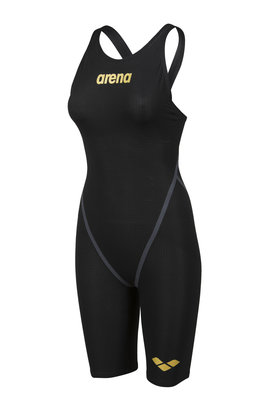 Arena W Pwsk Carbon Core FX FBSLO black/gold 34