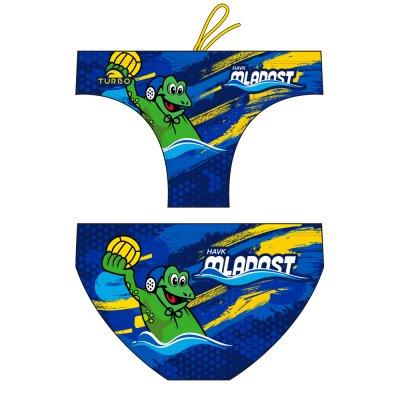 *Special Made* Turbo Waterpolobroek JOKER CARDS  (levertijd 6 tot 8 weken)