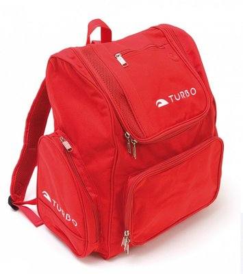 Turbo Swim bag TITAN red