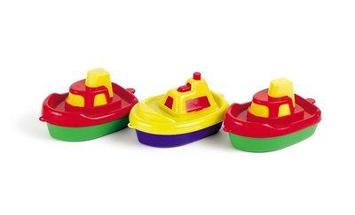 Epsan baby toys, boot, 15 cm, 3-er set