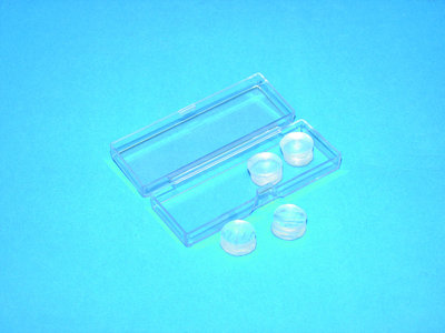 Epsan oordoppen, silicone, plastic box