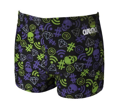 Arena AO Drag Suit black/green XL