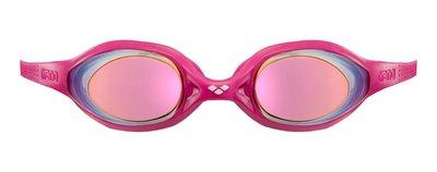 Arena Spider Jr Mirror white/pink/fuchsia nvt