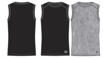 Arena M Essence Sleeveless black S
