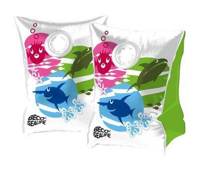 BECO Beco zwembandjes, sealife, maat 0 - 15-30 kg