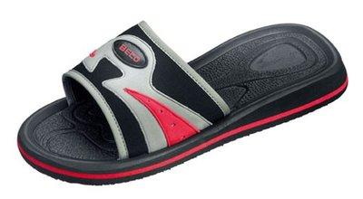 BECO EVA slipper, zwart, maat 42