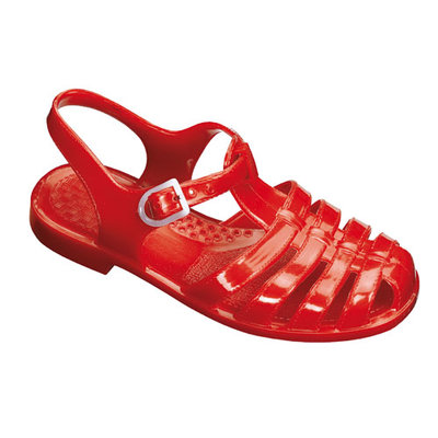 BECO Kinder waterschoen, rood, maat 22